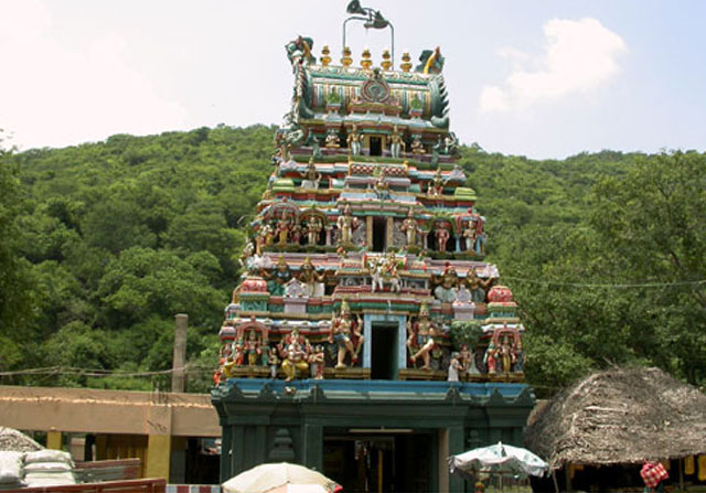 Sri Solaimalai Murugan Temple