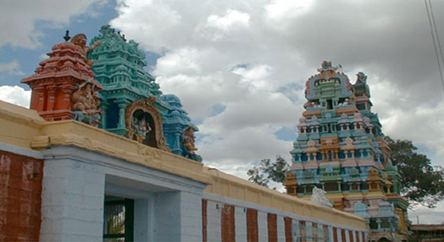 Sri Pushpavaneswarar Temple