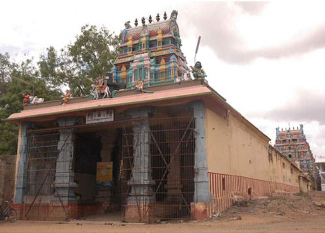 Sri Pragambal Temple